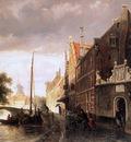 Springer Cornelis Weeshuis in Kampen Sun