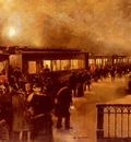 Stahl Friedrich The Night Train