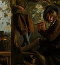 STEEN,J  THE DANCING COUPLE, DETALJ 14, 1663, NGW