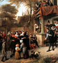Steen Jan A village wedding Sun