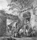 Strij van Abraham Stop for an Inn Sun