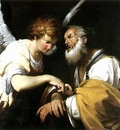 Strozzi,B  The release of St Peter, c  1635, 124,5x113 cm, N