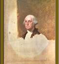 gilbert stuart g  washingtons portrait 1796 po amp