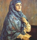 surikov portrait of polina shcherbatova