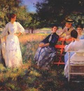 tarbell in the orchard