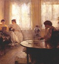 tarbell three girls reading