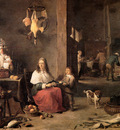teniers david jr kitchen interior sun