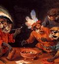 lrs Teniers David the Younger Monkey Tavern