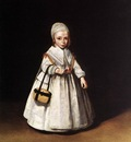 Helena van der Schalcke as a Child WGA