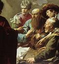 TER BRUGGHEN THE CALLING OF SAINT MATTHEW, UTRECHT
