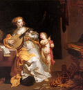 Thulden van Theodoor Allegory on vice Sun