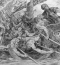 Thulden van Theodoor Odyseus lands at beach of Hades Sun