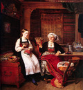 Tidemand Adolph Bestemors Brudekrone