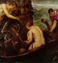 Tintoretto The deliverance of Arsinoe, ca 1560, 153x251 cm,
