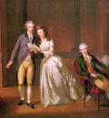 Tischbein Friedrich Johannes The children of Willem V Sun