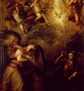 TIZIANO ANNUNCIATION, CHURCH OF SAN SALVADOR VENICE