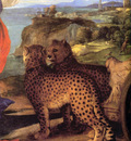 Titian Bacchus and Ariadne 1522 3 detail