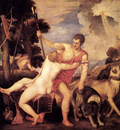 titian venus and adonis 1553
