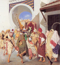 Tommasi The Morrocan Wedding Dance