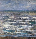 Toorop Jan The sea Sun