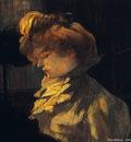 Henri Toulouse Lautrec The milliner