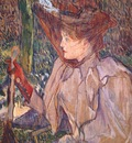 lautrec woman with gloves honorine p c1890