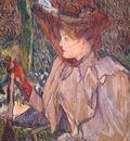 lautrec woman with gloves honorine p c1890