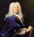 Troost Cornelis An Unknown Man Sun