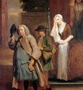 Troost Cornelis Geertruys Feigned Sorrow Sun
