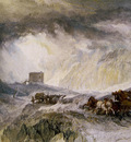 Turner Joseph Mallord William Passage of Mount Cenis