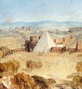Turner Joseph Mallord William Rome From Monte Testaccio