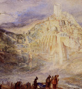 Turner Joseph Mallord William Santa Sabes and the Brook Kedron