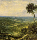 Turner Joseph Mallord William The Vale of Ashburnham