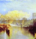 William Turner Ancient Rome Agrippina Landing with the Ashes of Germanicus