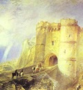William Turner Carisbrook Castle, Isle of Wight