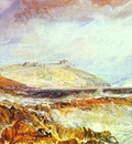 William Turner Pendennis Castle, Cornwall Scene after a Wreck