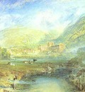 William Turner Rivaulx Abbey, Yorkshire