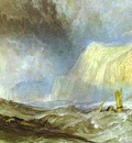 William Turner Shipwreck off Hastings