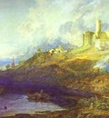 William Turner Warkworth Castle, Northumberlan