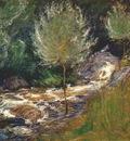 twachtman horseneck falls, greenwich, connecticut c1890