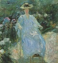 twachtman in the sunlight c1893