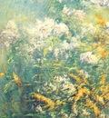 twachtman meadow flowers early 1890s