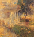 twachtman my house c1895