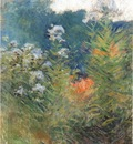 twachtman wildflowers c1890