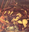 UCCELLO THE BATTLE OF SAN ROMANO,1435, UFFIZI