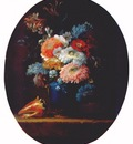 vallayer coster vase of flowers