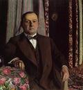 Vallotton Felix Portrait of Mr  Hasen