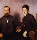 Vallotton Felix The Artist s Parents