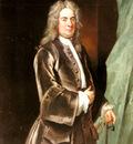 Vanderbank John Portrait Of A Gentleman