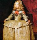 Velazques Diego Margaretha as a child Sun